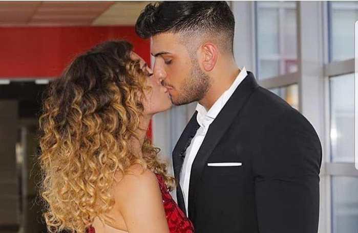 Sara Affi Fella e Luigi Mastroianni in crisi