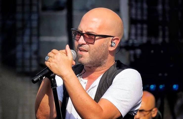 Giuliano Sangiorgi papà