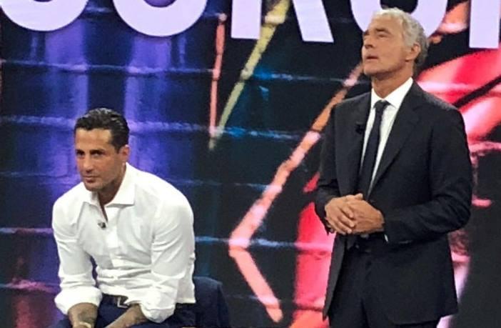 Fabrizio Corona a Non è L'Arena