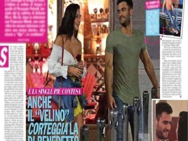 Paola Di Benedetto e Pierpaolo Petrelli