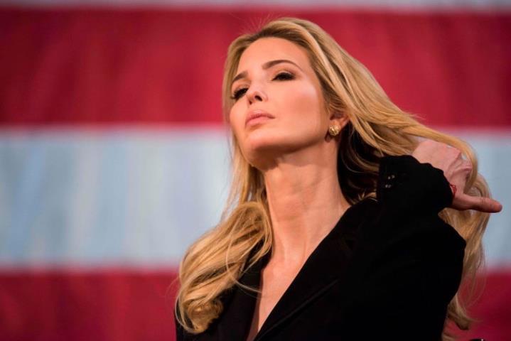 Ivanka Trump chiude