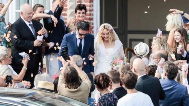 matrimonio Vanessa Paradis