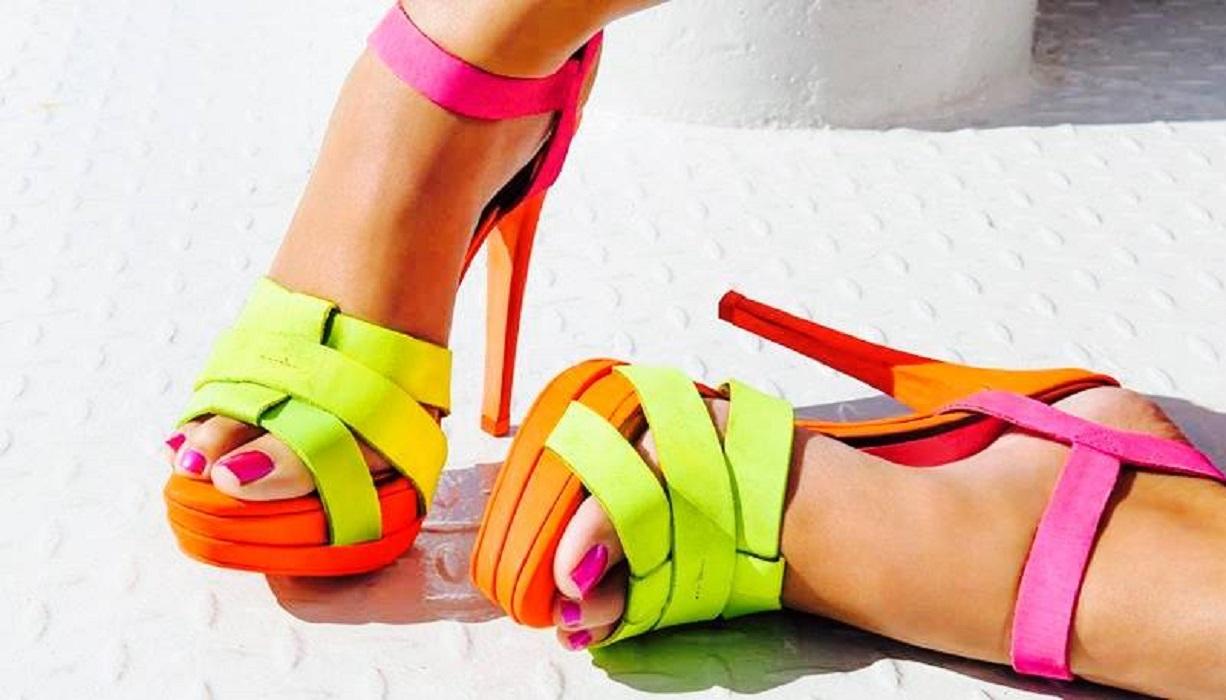 sandali e smalti