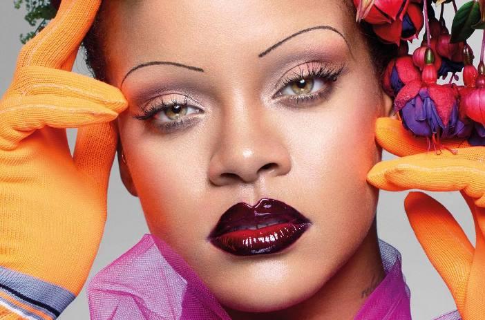 Rihanna su vogue