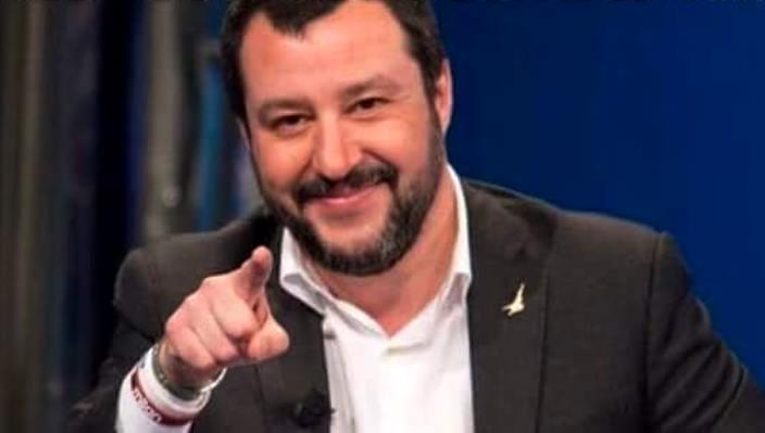 Matteo Salvini contro Asia Argento