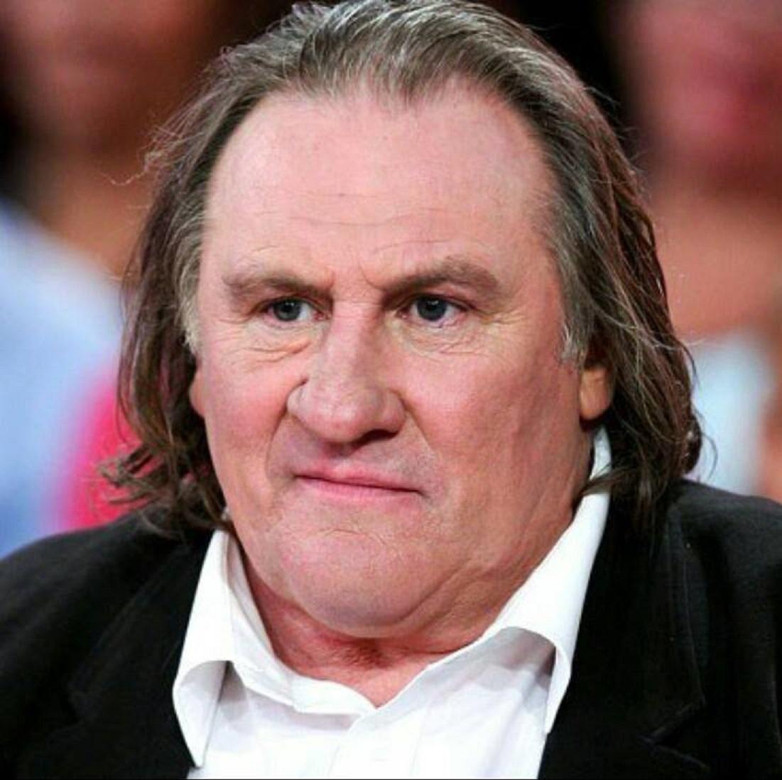 Gerard Depardieu accusato di stupro