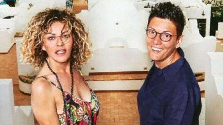 Eva Grimaldi e Imma Battaglia