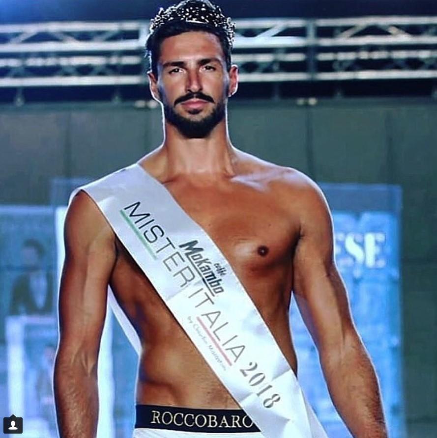 mister italia 2018