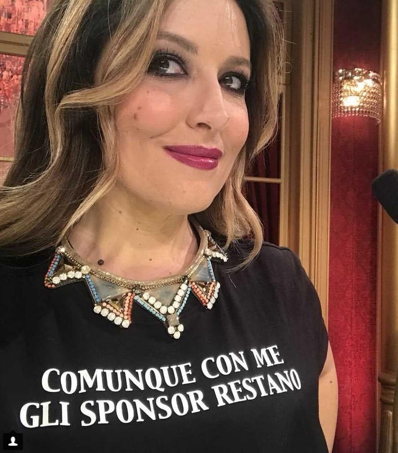 Selvaggia Lucarelli commenta lo scandalo Sara Affi Fella