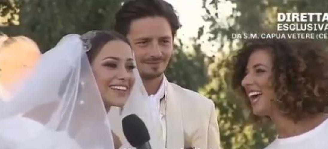 Teresanna Pugliese: il matrimonio in diretta a Pomeriggio 5
