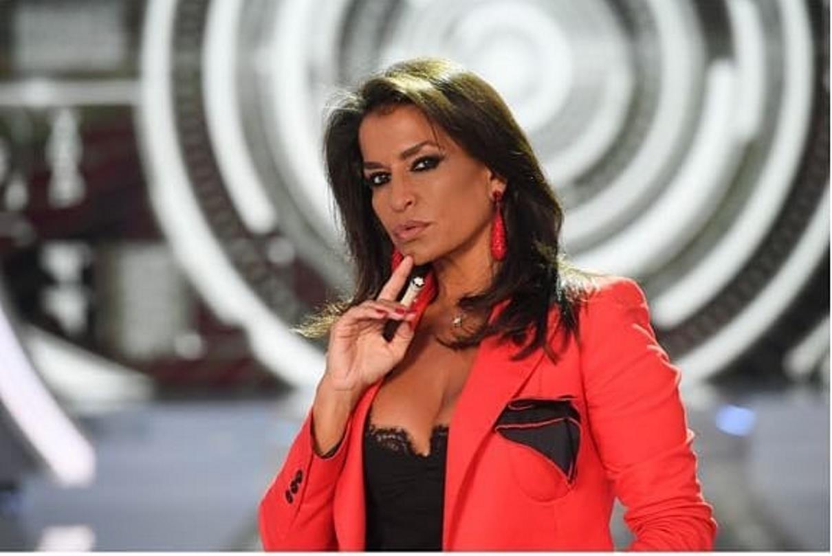 Aida Nizar contro Fabrizio Corona