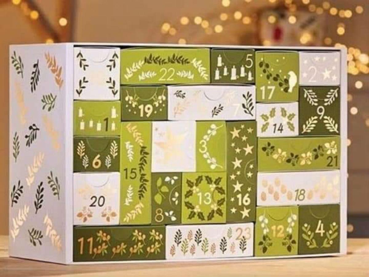 calendario dell'avvento beauty