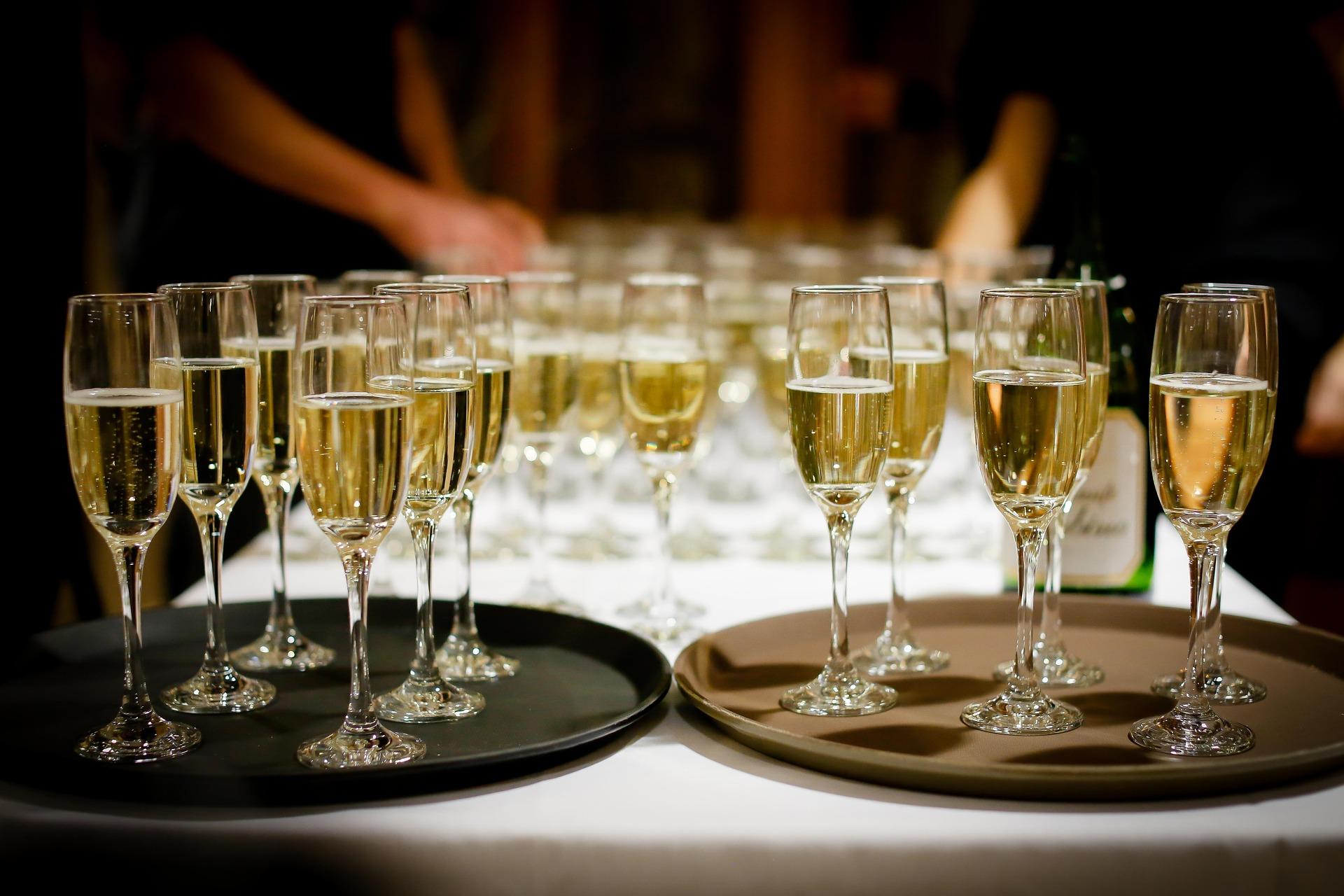 dieta dello champagne