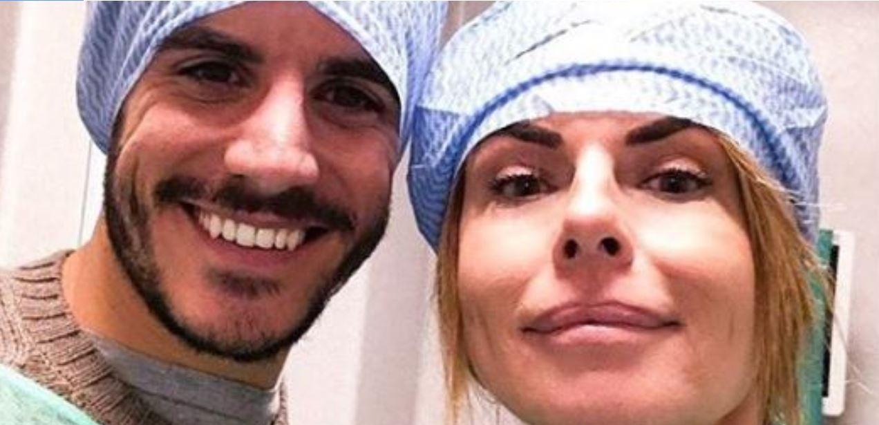 Paola Perego è diventata nonna: è nato Pietro