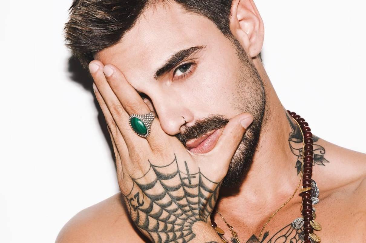 Francesco Monte nudo
