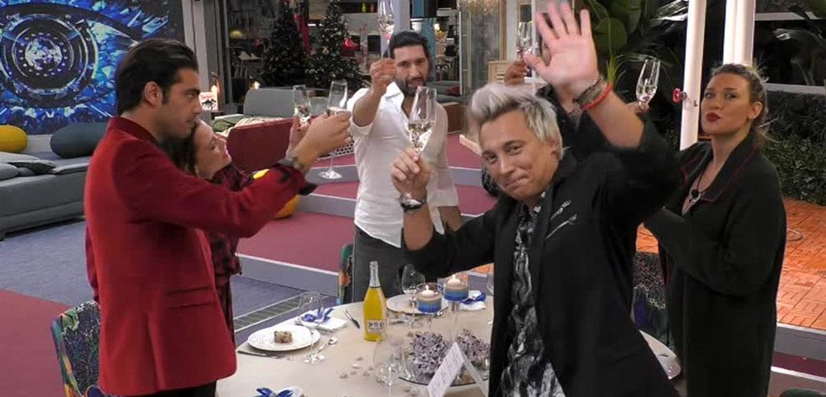 Grande Fratello Vip: Andrea Mainardi vincitore?
