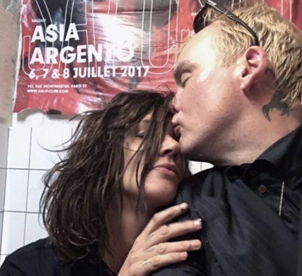 nuovo amore asia argento