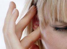 ronzii orecchio