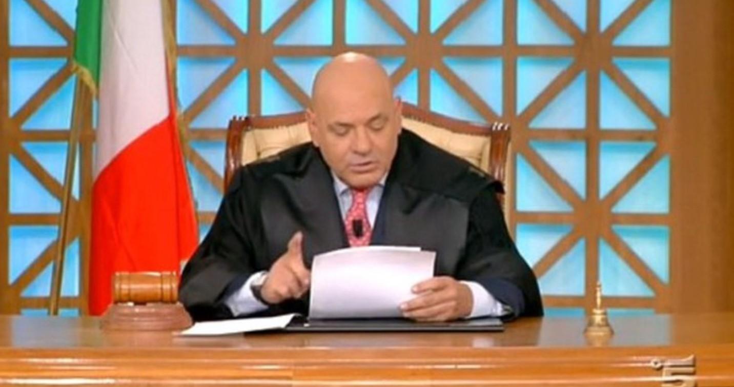 Forum, il giudice Francesco Foti sospeso