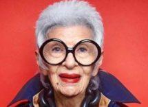 Iris Apfel, chi è la modella che ha 97 anni