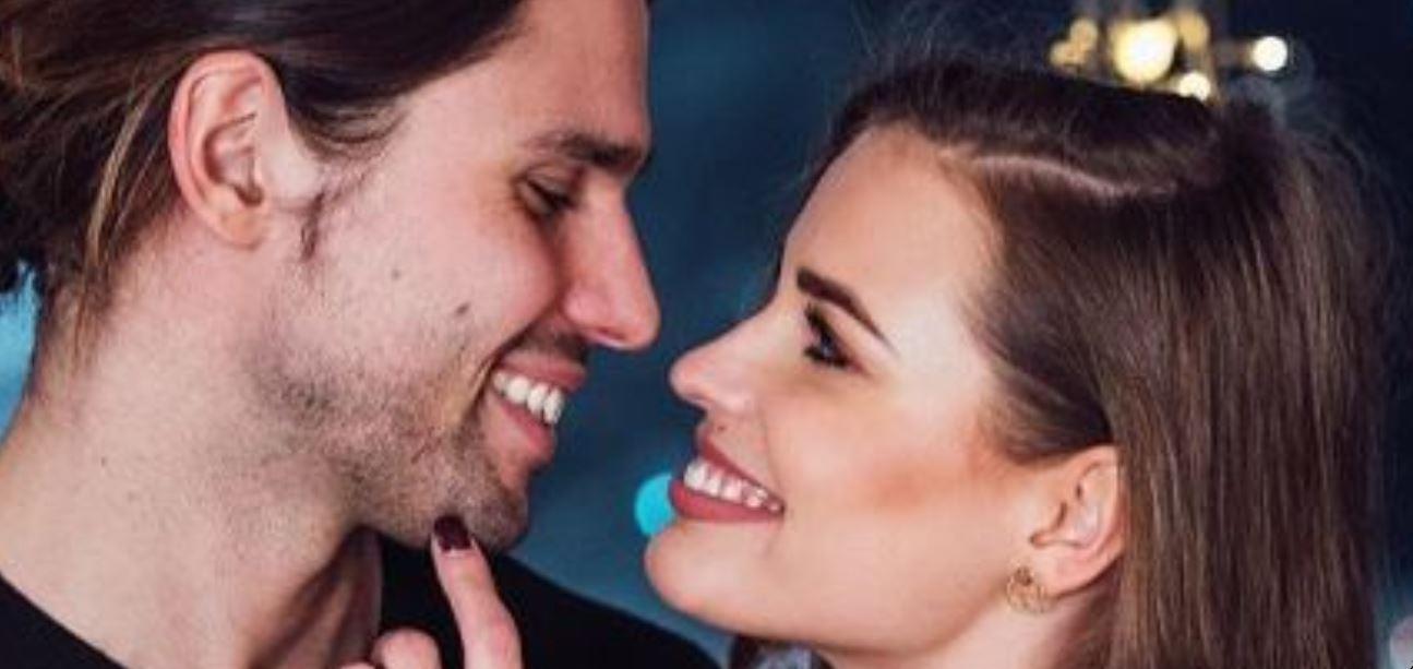 Luca Onestini e Ivana Mrazova da brividi: le parole della coppia