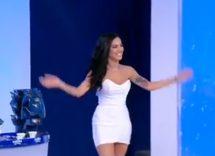 Giulia De Lellis alla scelta di Andrea: l'outfit colpisce i fan