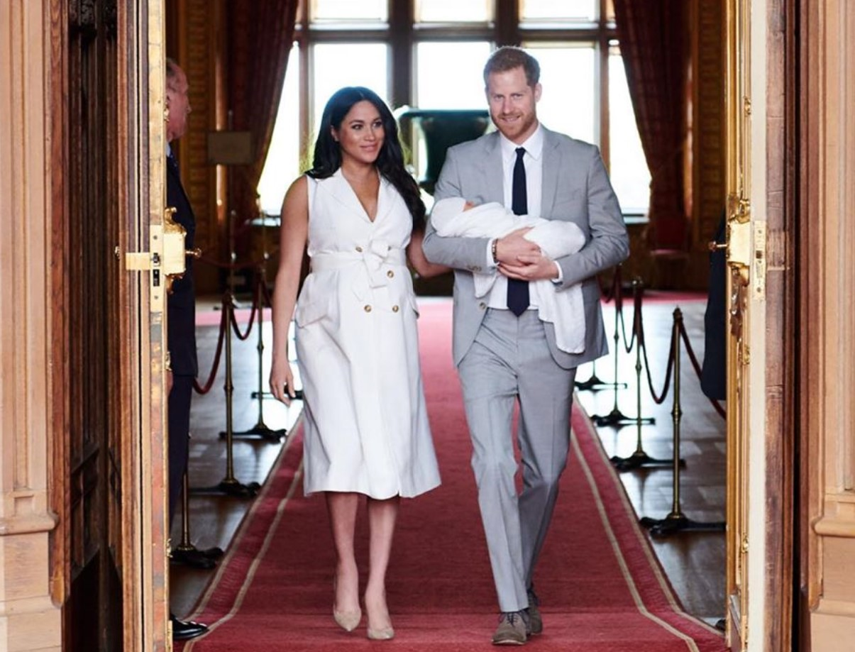 Harry e Meghan: primo anniversario di nozze per il Duca e la Duchessa