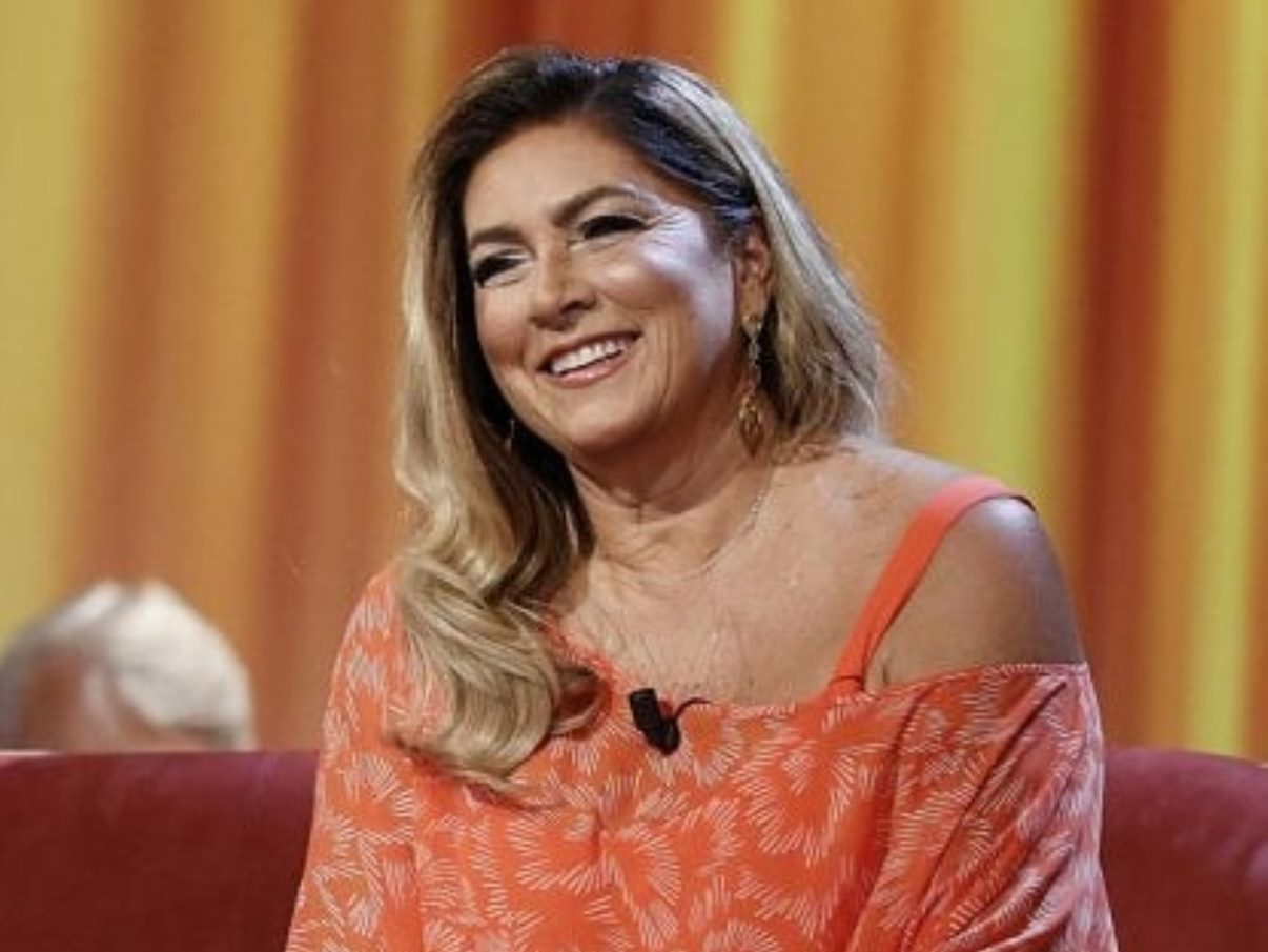 Romina Power in italia