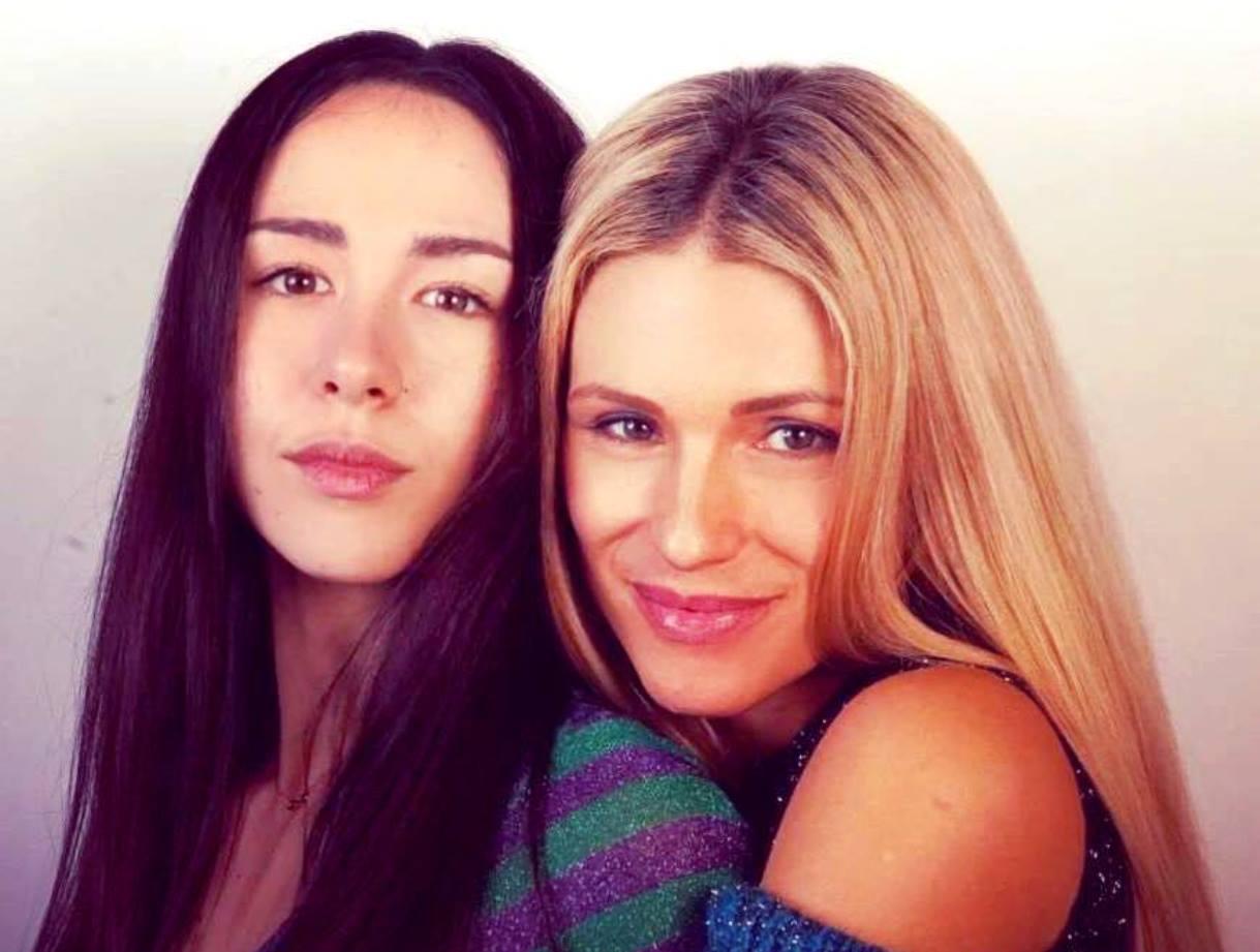 Michelle e Aurora