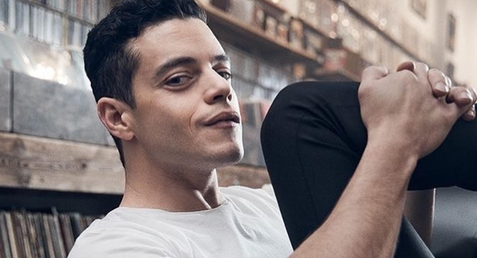 Rami Malek e la romantica sorpresa per la fidanzata Lucy Boynton