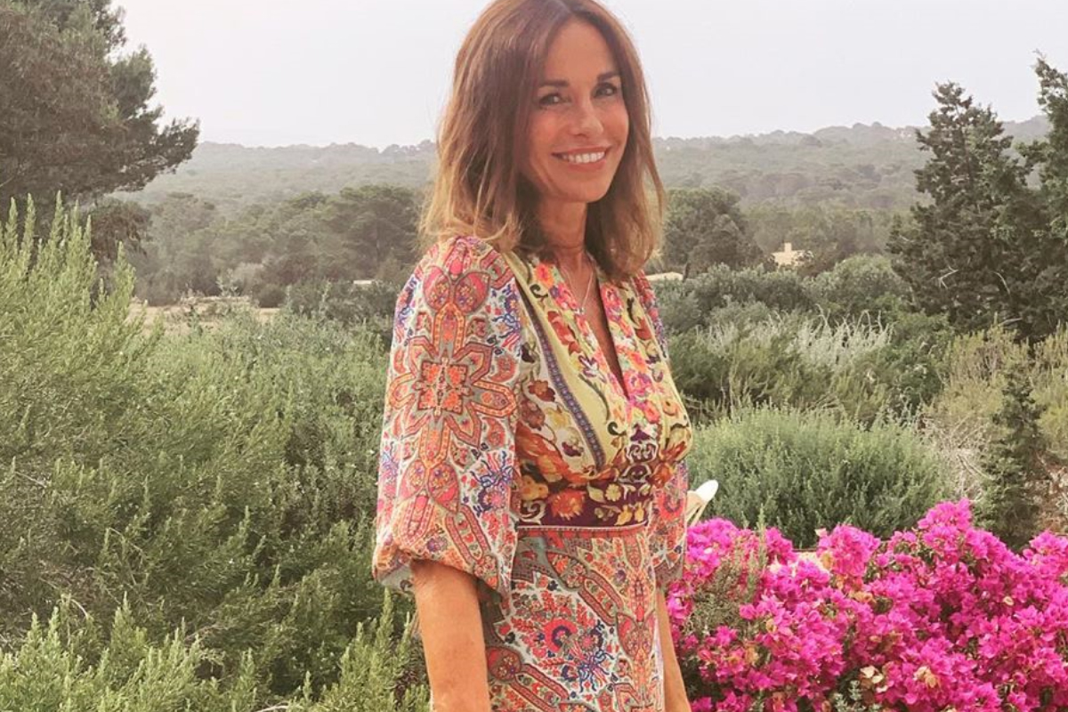 Cristina Parodi bikini