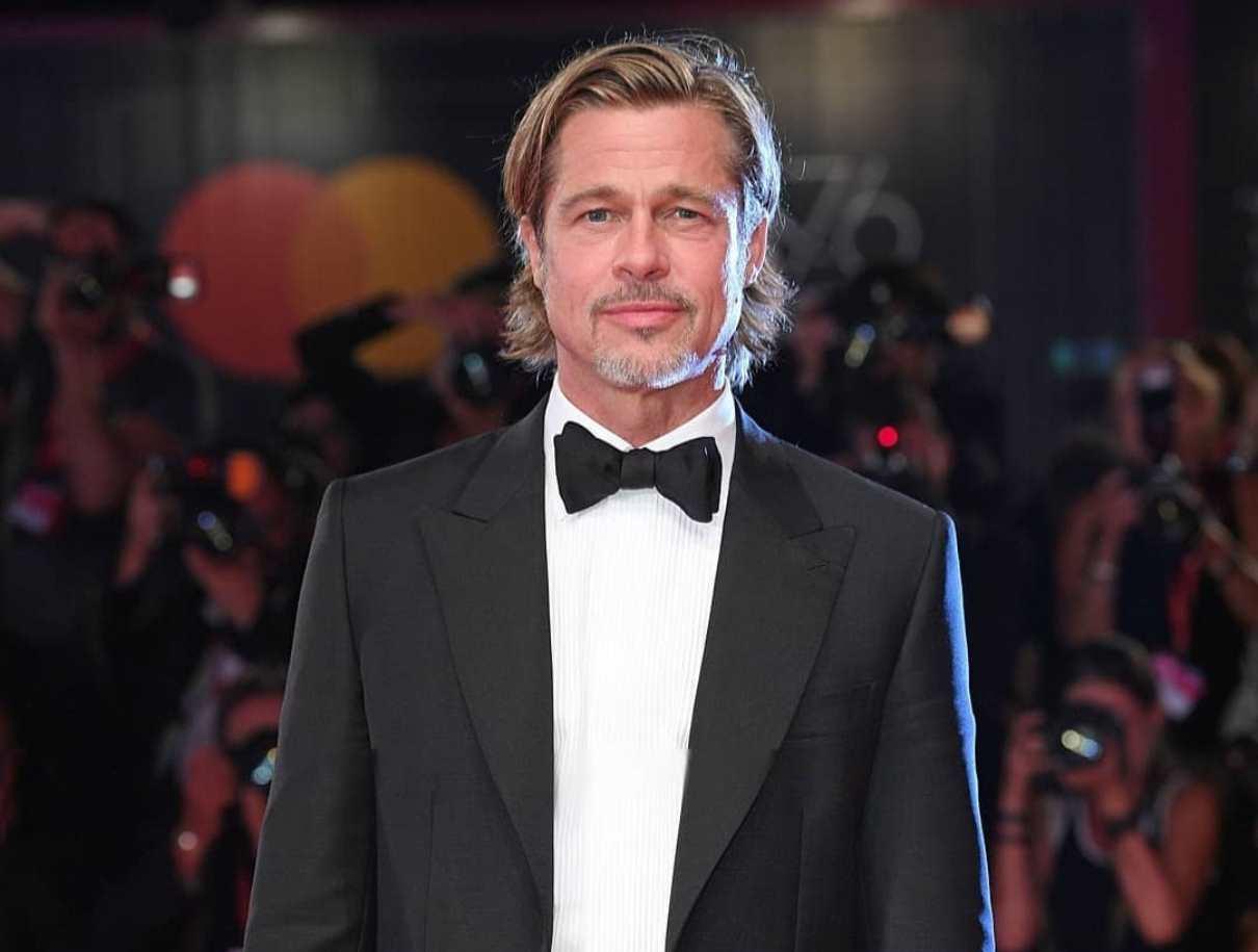 Festival di Venezia Brad Pitt