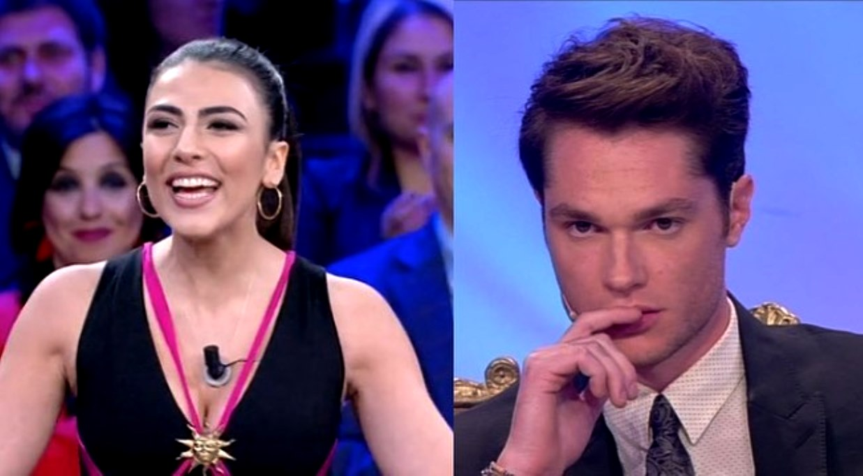 Giulia Salemi e Marco Cartasegna