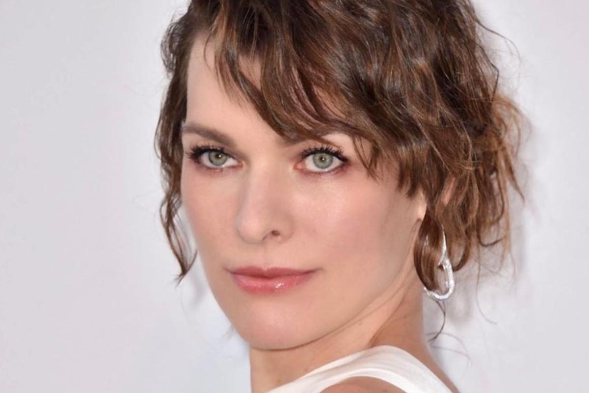 Milla Jovovich terza figlia