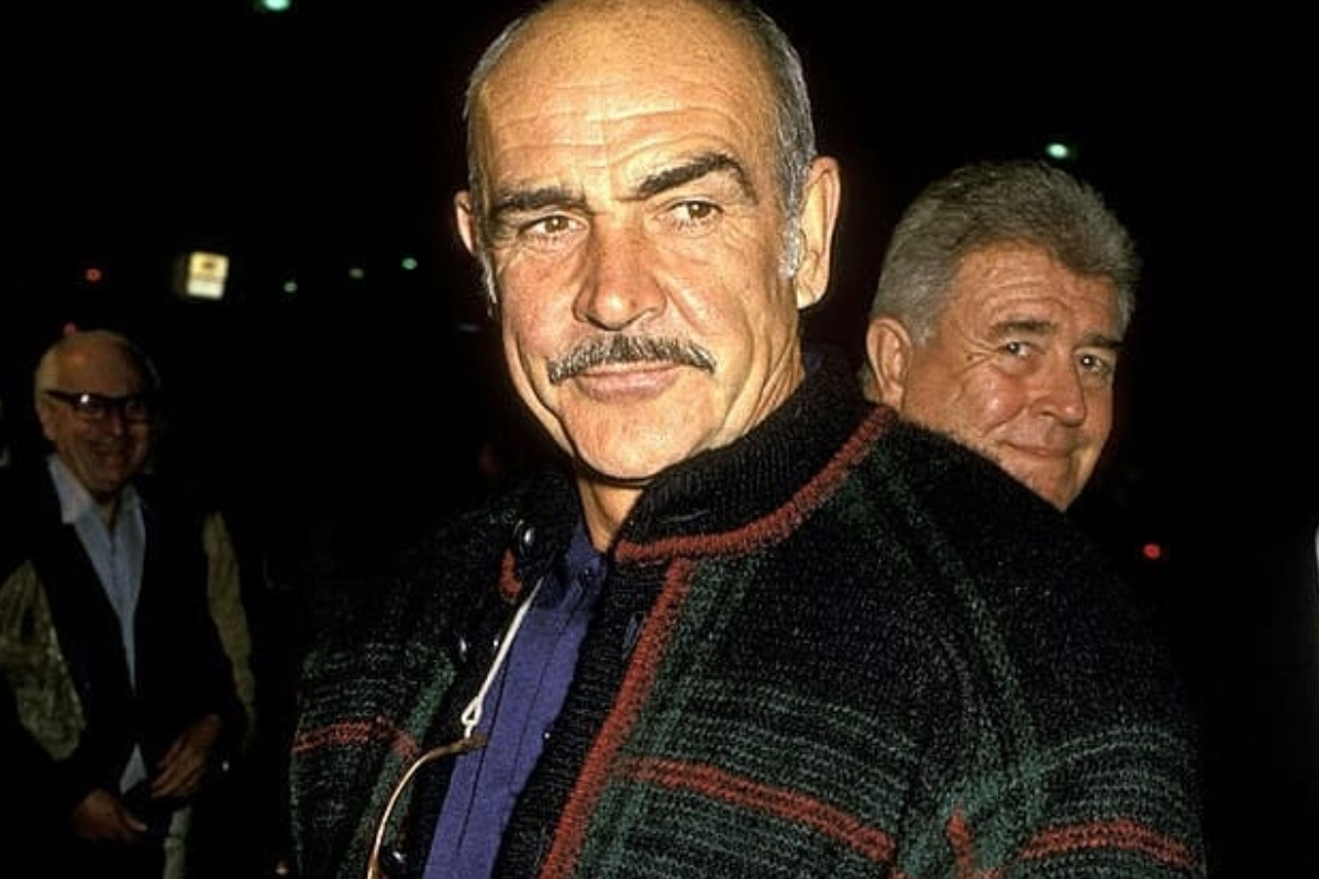 sean connery chi è