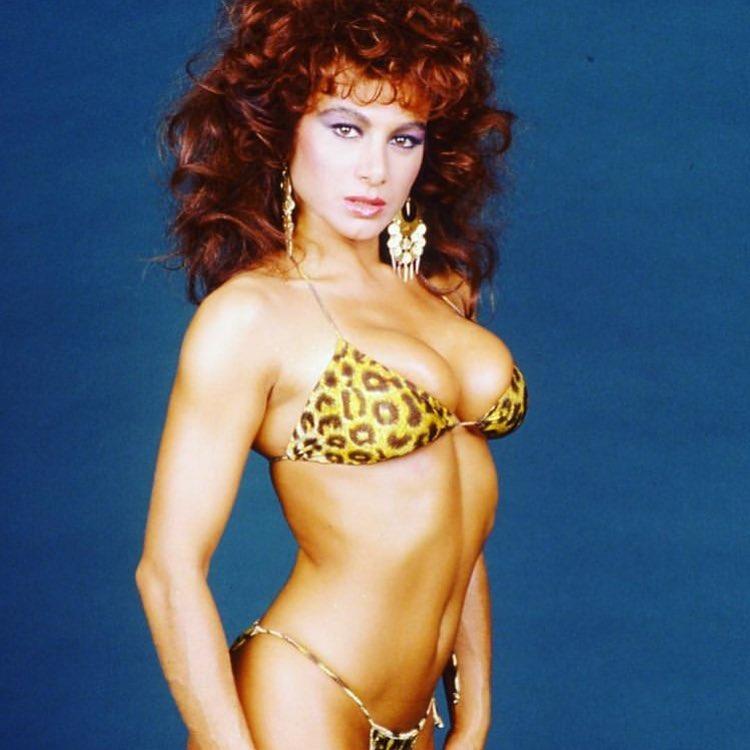 Carmen Russo Showgirl