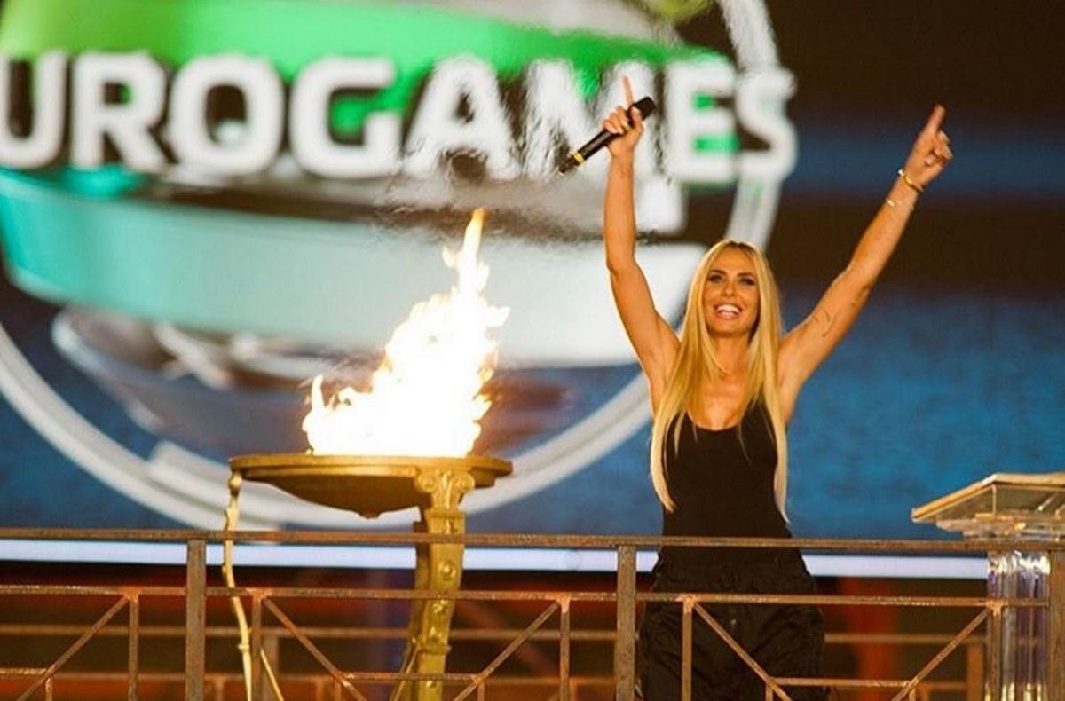 Ilary Blasi Eurogames