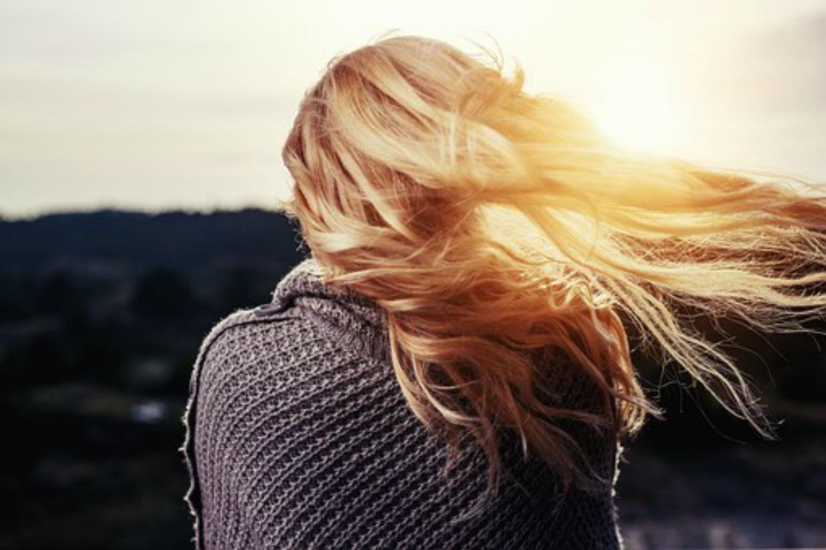 lozione per capelli naturale