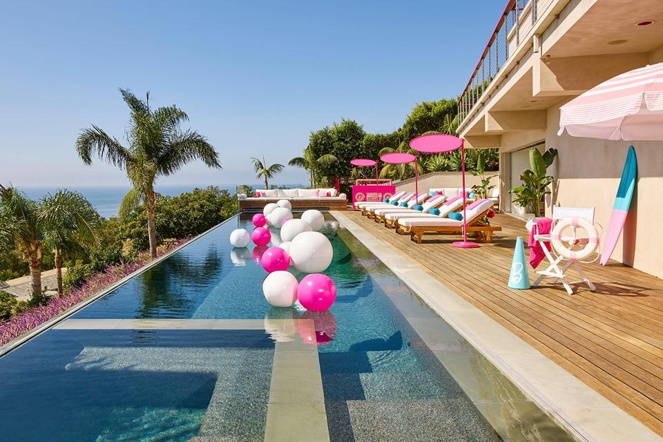airbnb casa barbie