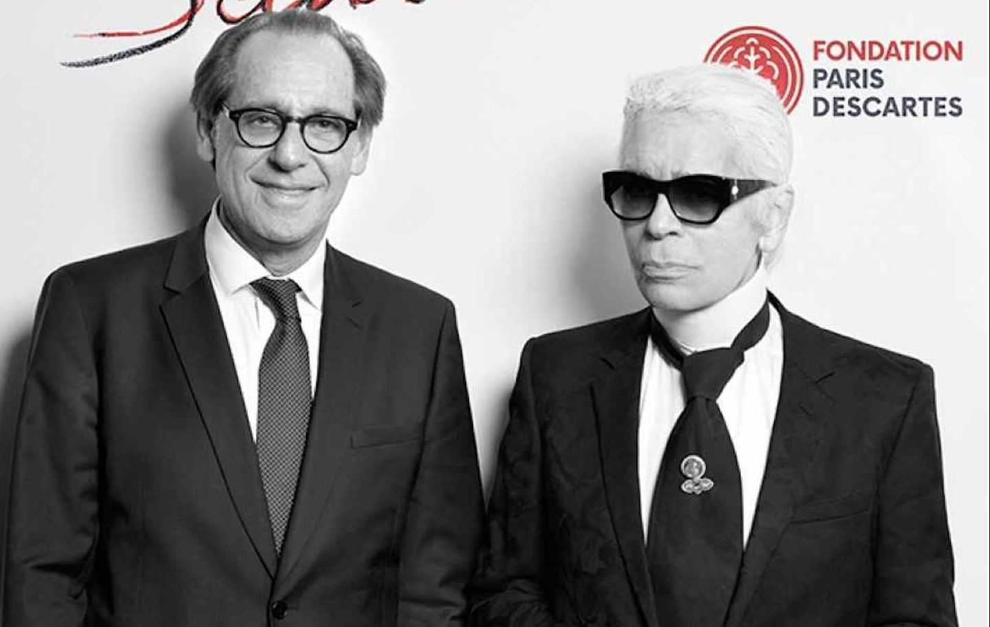 beneficenza - karl lagerfeld