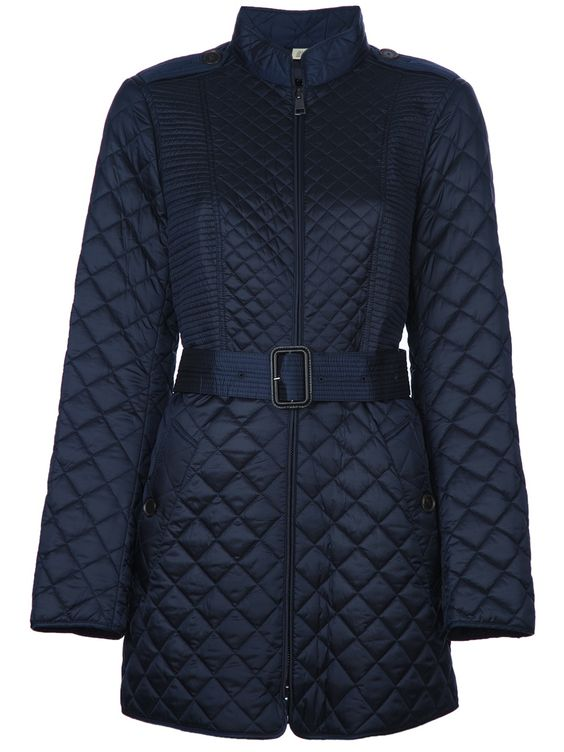 BURBERRY LONDON - Quilted Coat