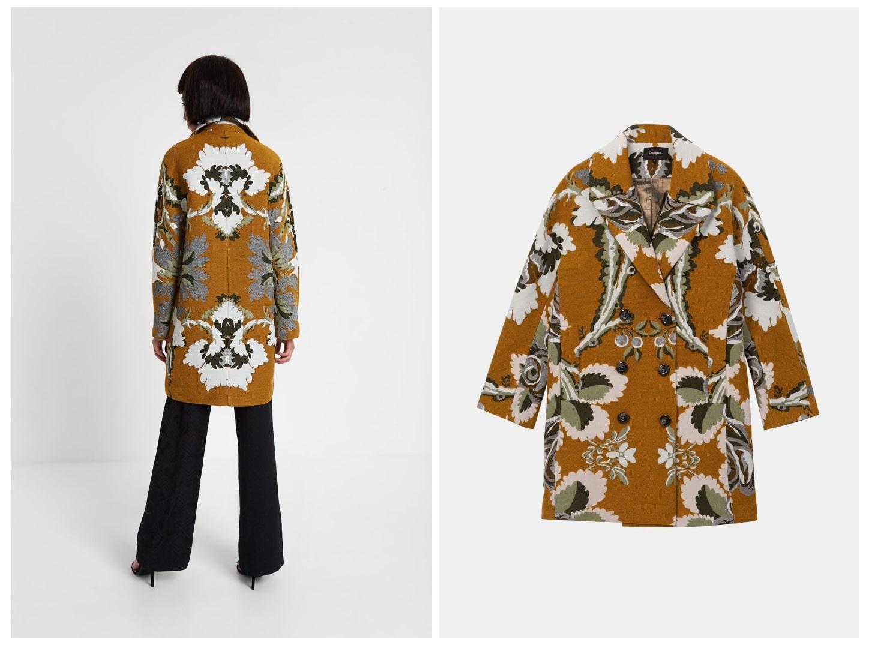 cappotto desigual by Lacroix