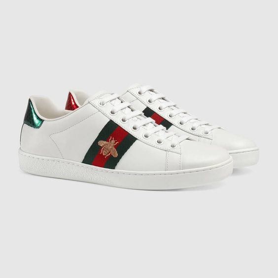 Gucci's shoes Ape
