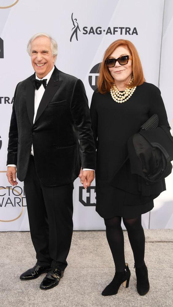 henry winkler e moglie
