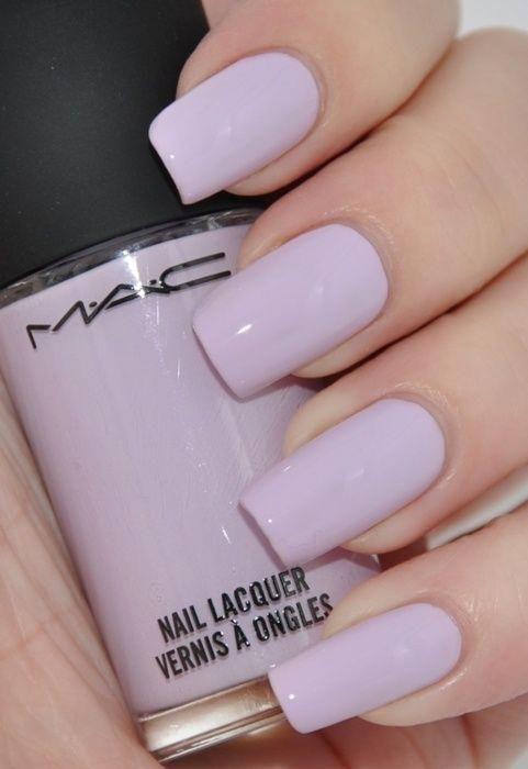 lavanda nails