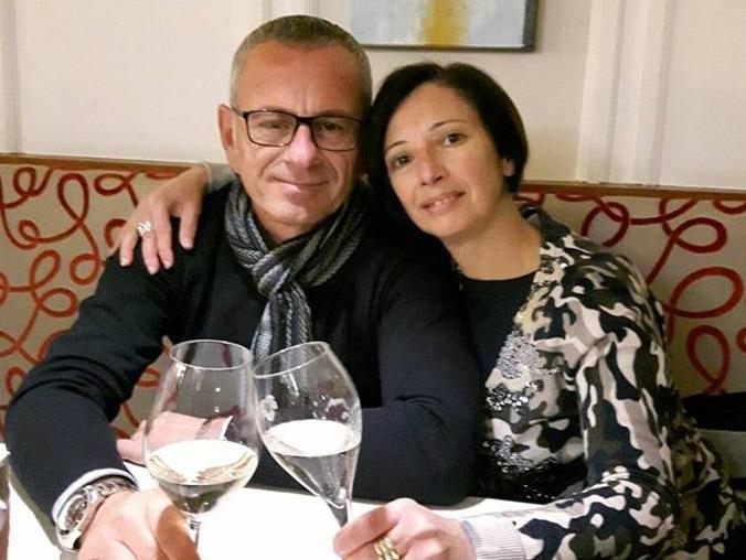 maria rosa petolicchio e marito