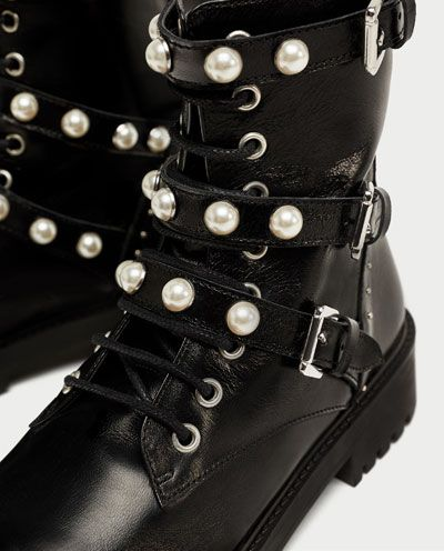 Perle boots