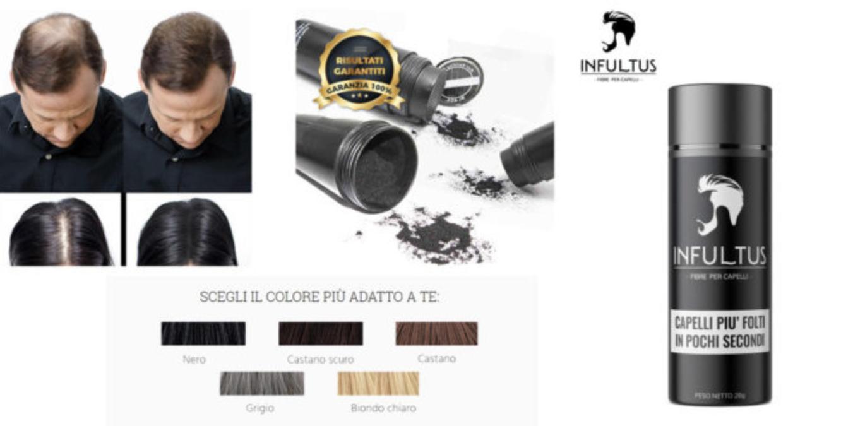 Infultus: recensione e opinione sulla migliore polvere per capelli