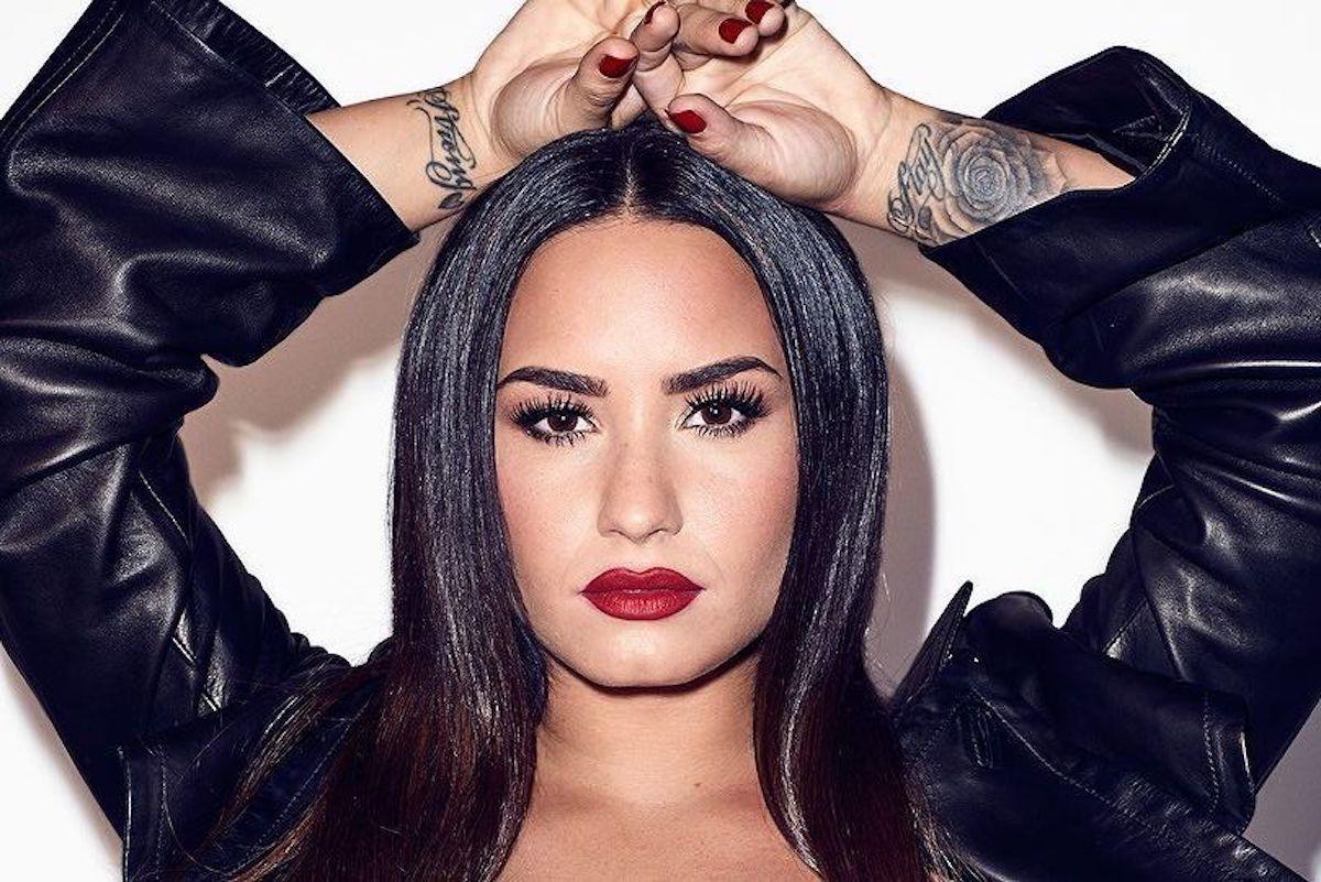 Demi Lovato post rehab