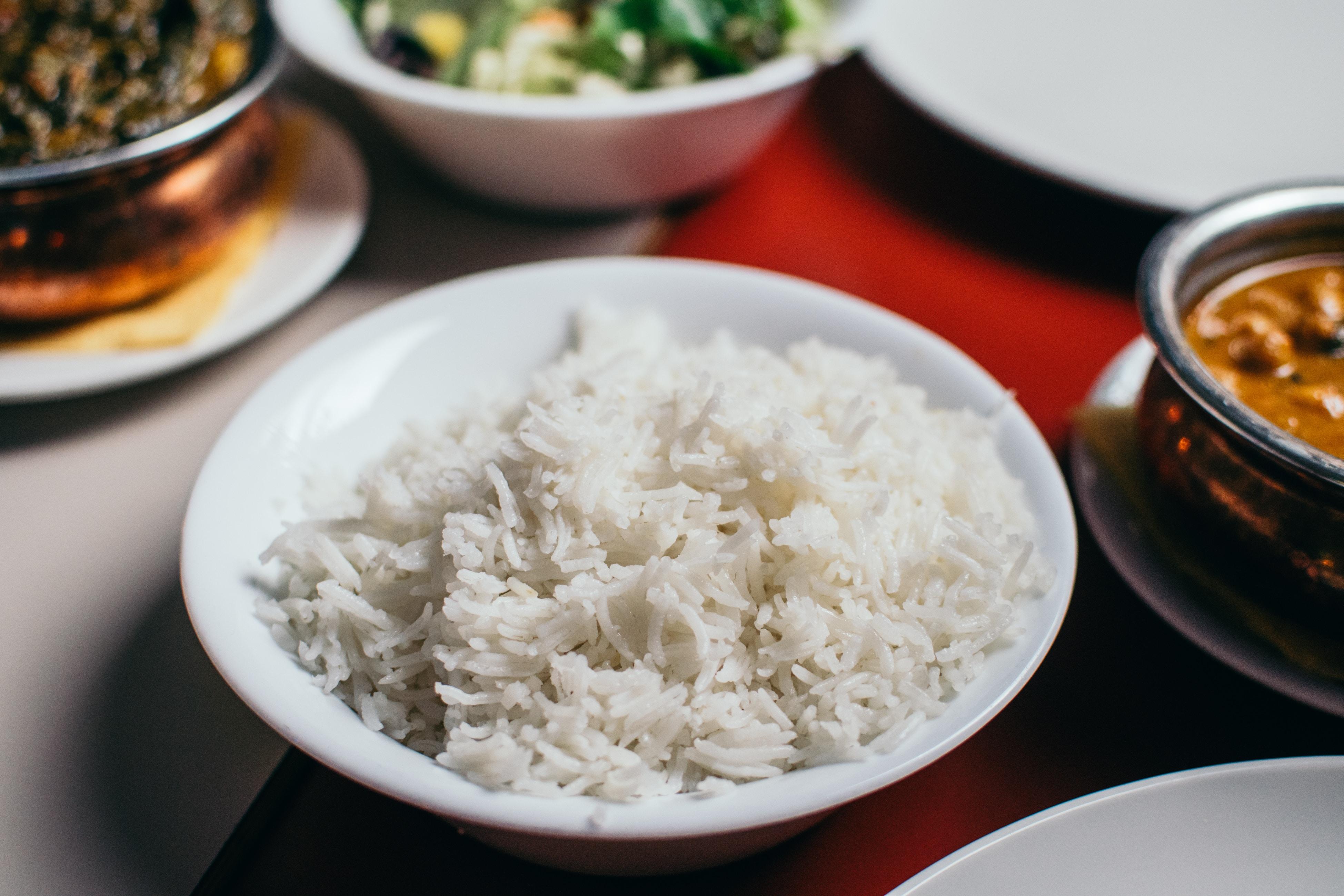dieta con il riso basmati
